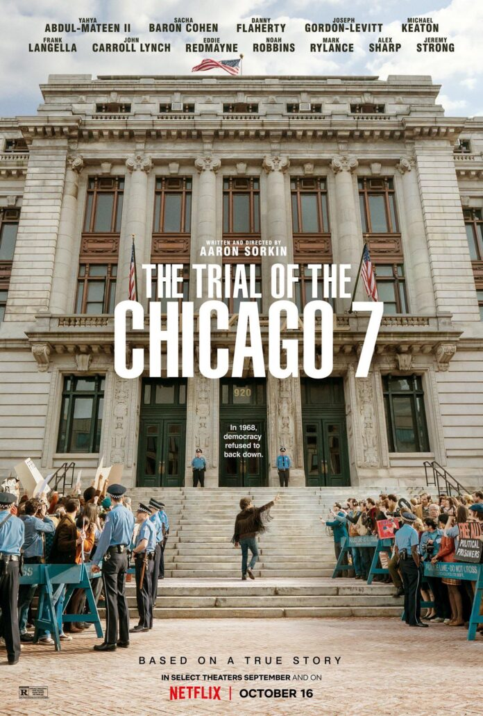 Poster de The Trial of the Chicago 7