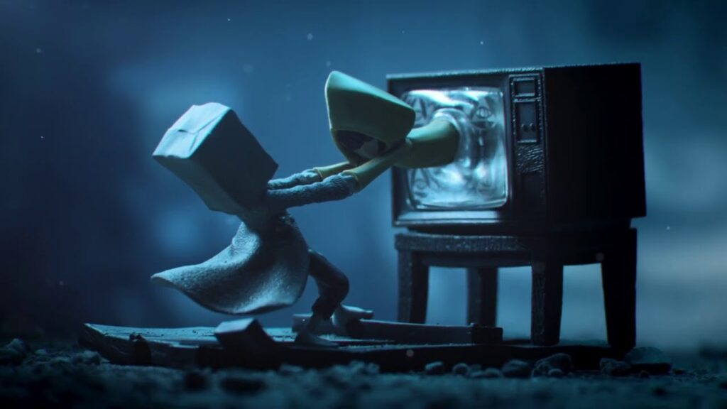Little Nightmares 2 estrena un gameplay espeluznante